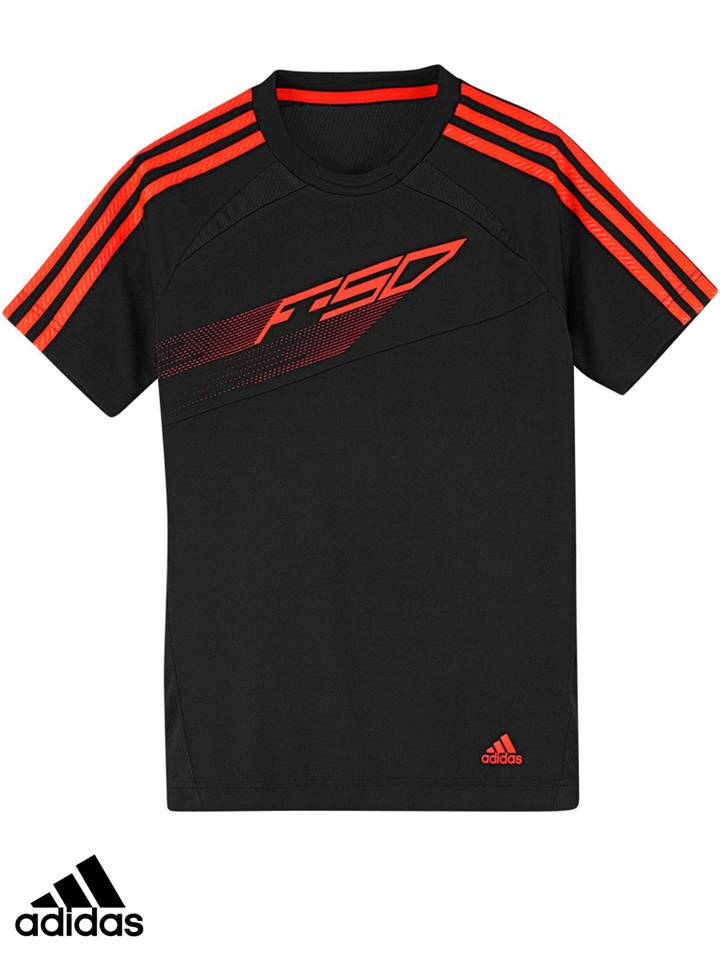 Junior Adidas Black F50 T-shirt (G72735) - ASL express on SellerHub