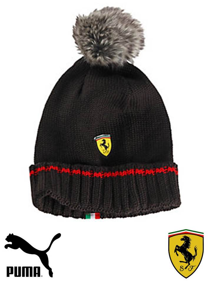 Puma 'Ferrari' Beanie Hat (564222-01) - ASL express on SellerHub