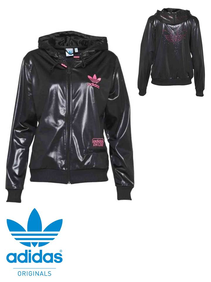 Women's Adidas Originals 'C62 Diamond' Hooded Track Jacket (W43094) - ASL express on SellerHub